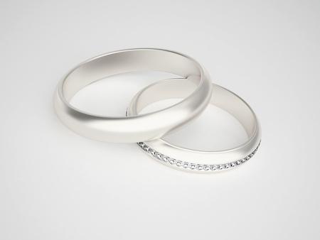 parship: Silver rings