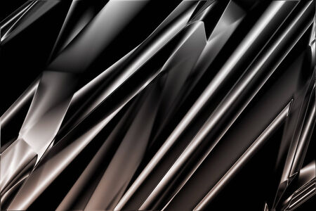Abstract clean metall background illustration