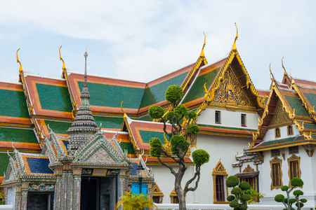 public celebratory event: Grand Palace, Bangkok, Thailand