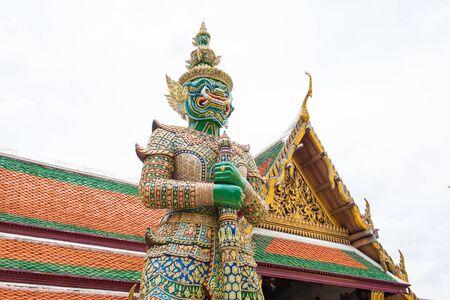 Buddhist Temple Sculptures