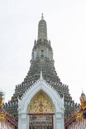 Wat Arun (Temple of Dawn), Bangkok, Thailand Stock Photo