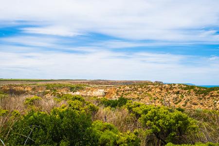 Great Otway National Park along the Great Ocean Road, Victoria, Australia Banque d'images