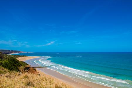 The Great Ocean Road, Victoria, Australia Banque d'images