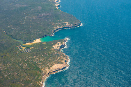 Australia's coastline Banque d'images