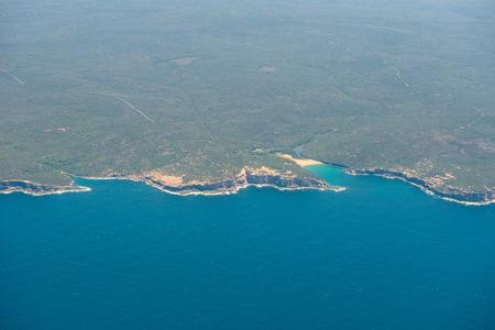 coastline: Australias coastline Stock Photo