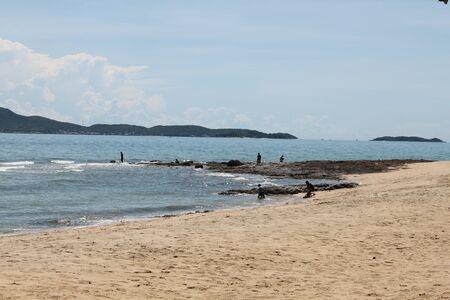 koh samet: view of the island of Koh Samet,  Thailand Stock Photo
