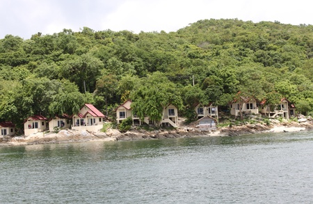 koh samet: view of the island of Koh Samet, Thailand, Southeast Asia