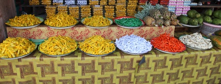 delicious sweets, the island of Lombok, Indonesia