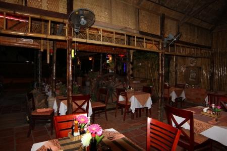 ne: Cafe interior, Mui Ne, Vietnam, Southeast Asia