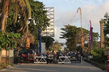 kuta: On the streets of Kuta, Bali, Indonesia, Southeast Asia