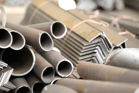prepared as an element of metal profiles for use in structures photo