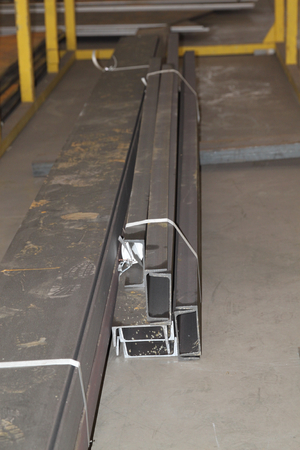 purified: purified metal profile channel for use in structures