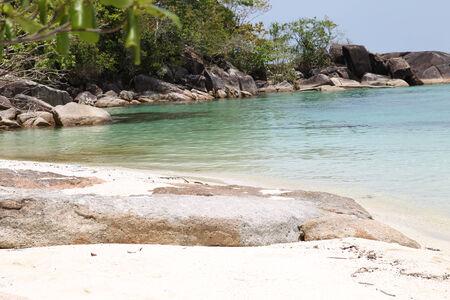 scenic views: scenic views of the coastline of archipelago Koh Lipe Island, Thailand, Southeast Asia