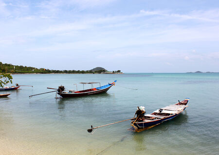 'koh samui': Scenic views of the coastline of island Koh Samui, Thailand