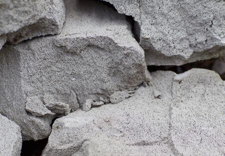 building material: texture split blocks common building material