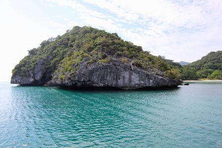 thong: Samui National Marine Park Ang Thong Thailand Southeast Asia