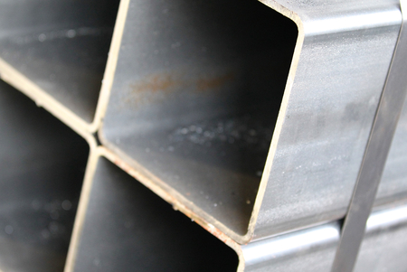 building structures: metal profile square tube foundation for building structures steel