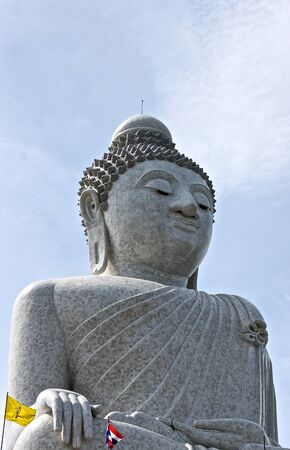 southeast: Buddha Statue in Phuket, Thailand, Southeast Asia