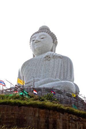 southeast asia: Buddha Statue in Phuket, Thailand, Southeast Asia