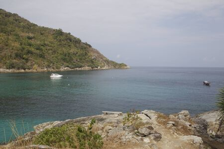 southeast: landscapes in Koh Racha, Thailand, Southeast Asia