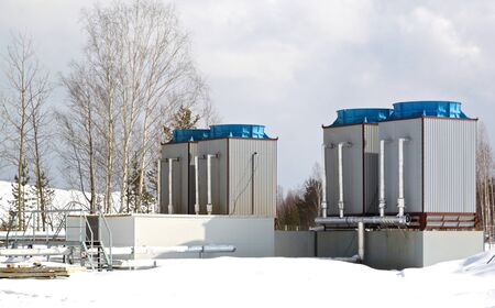 industrial: industrial water cooling system