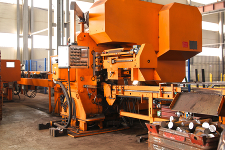 aggregation: elements of machines for cold metal cutting