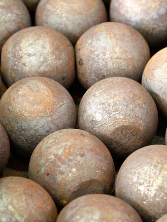 corpulent: grinding balls for the mining processing industry