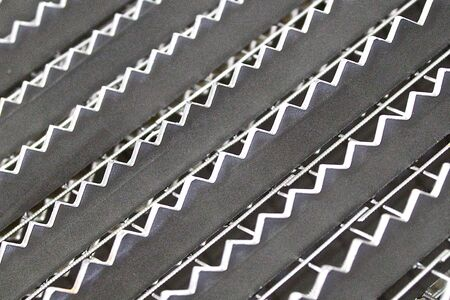 decking: corrugated sheet metal for various decking and walling