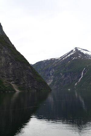 노르웨이, 스칸디나비아, 북유럽의 자연 경관