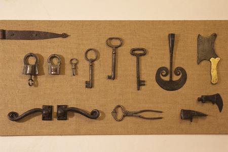 ferreteria: Antiquarian ironware of the early twentieth century, Russia