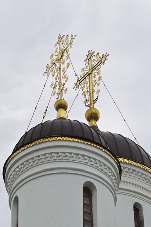 Architecture of Russian Orthodox Churches and Cathedrals, Murom, Vladimir Region, Russia