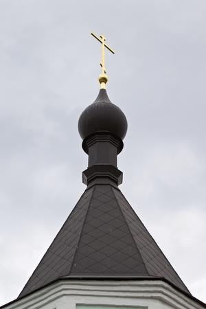 Architecture of Russian Orthodox Churches and Cathedrals, Murom, Vladimir Region, Russia Standard-Bild - 111288468