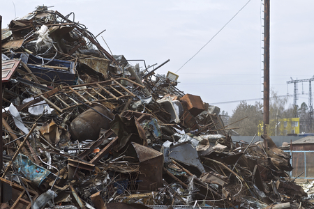 Scrap metal and waste of ferrous metals, Russia