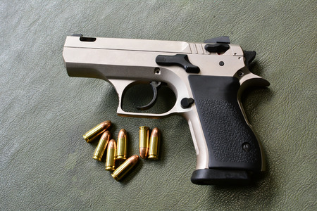 rounds: gun with rounds