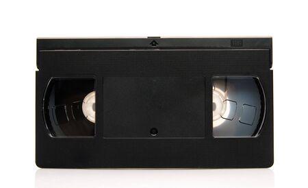 vhs videotape: Isolated video casette