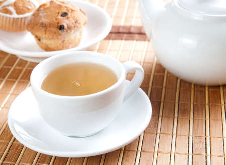 Cup of tea Stock Photo - 4827162