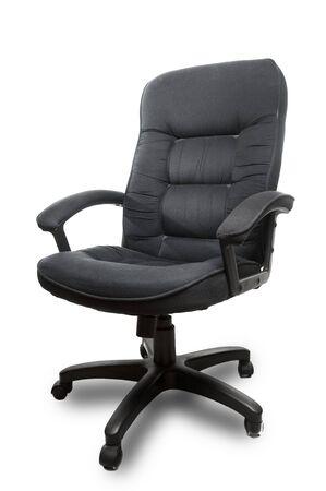 isolated office armchair Stock Photo - 5397865