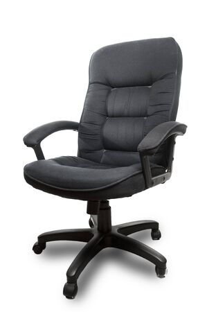 congressman: isolated office armchair Stock Photo
