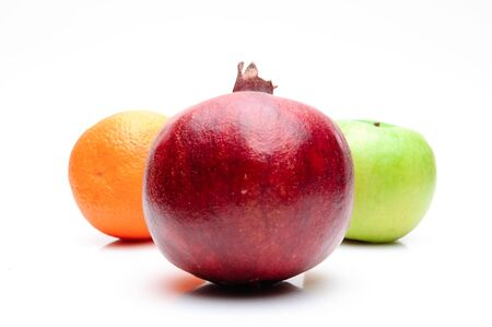 fruited: Isolated fruits
