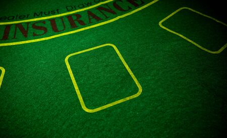 A part of poker table Stock Photo - 5966752