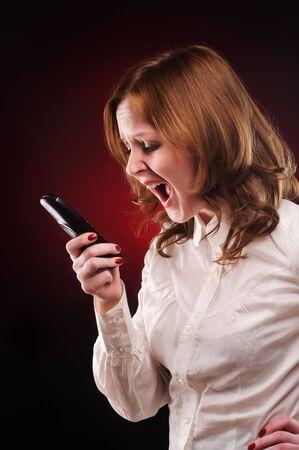phone conversation Stock Photo - 6877679