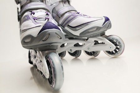 Inline skates photo