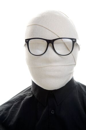 Invisible man Stock Photo - 8309612