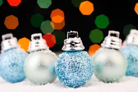 Christmas balls Stock Photo - 8309714