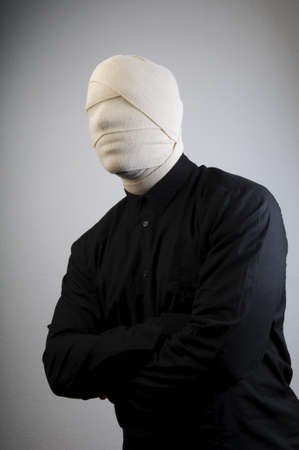 Invisible man Stock Photo - 8474217