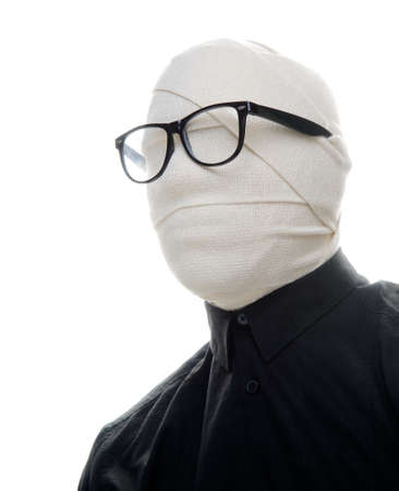 anonymity: Invisible man
