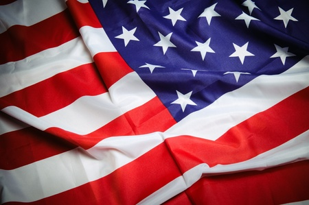 American flag Stock Photo - 8618072
