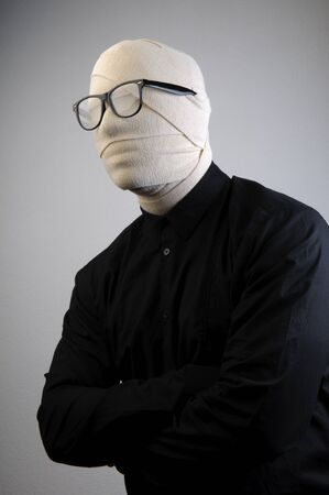 Invisible man Stock Photo - 8617103