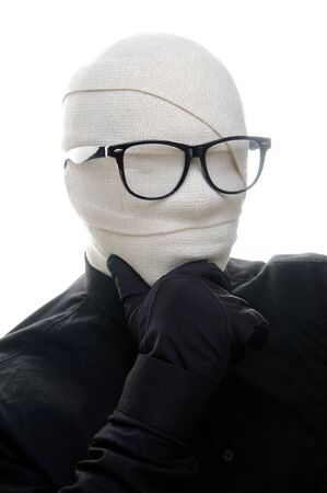Invisible man Stock Photo - 8617098
