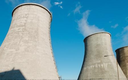 Power plant Stock Photo - 8616919